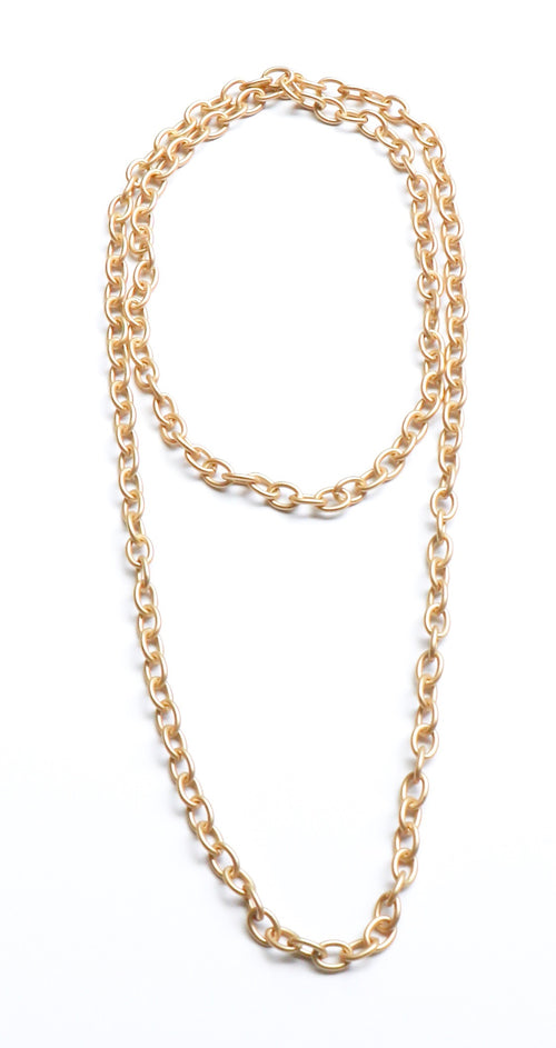 CHAIN LAYER NECKLACE