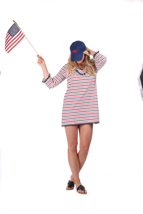 THE COLBY COVERUP - RED/WHITE/BLUE