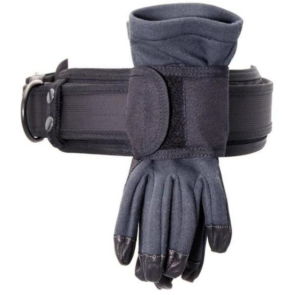 Combination Glove Holder (Black) / Elastisk handskhållare (Svart) - body-armour.com