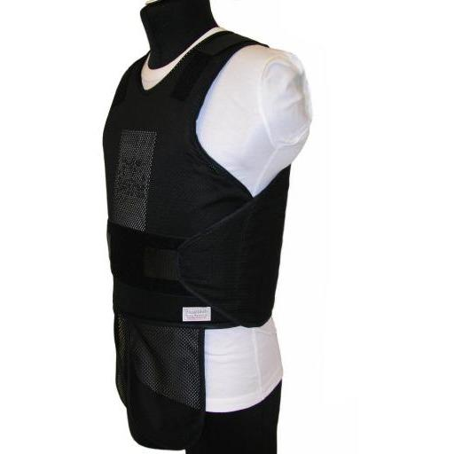 COMBO V 3D Light™ Covert Concealable Vest Level HG1 / NIJ II / RPS1 - body-armour.com