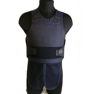 COMBO V3D Exclusive™ Covert Vest in Protection Level RPS2, HG2, NIJ IIIA - body-armour.com