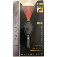 INOVA Microlight Keychain / Zipper LED Light - body-armour.com