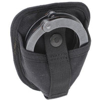 Police Topless Handcuff Pouch - Black - body-armour.com