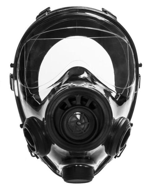 SGE 400/3 CBRN Respirator gasmask w. Viral Filter, Speech diaphragm & Drinking Port - body-armour.com