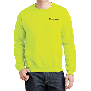 Safety Crewneck Sweatshirt