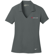 Ladies' Nike Dri-FIT Vertical Mesh Polo