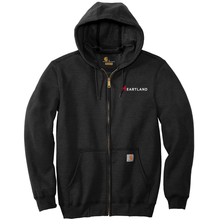 Carhartt Full Zip Hooded Sweatshirt