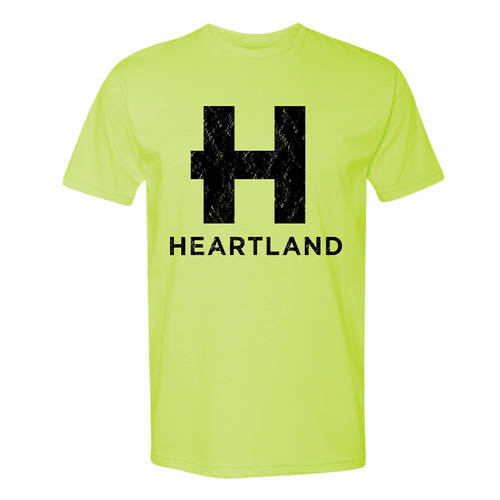 Next Level Premium Short Sleeve T-shirt - Neon Yellow