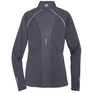 Ladies' OGIO Endurance 1/4 Zip Pullover