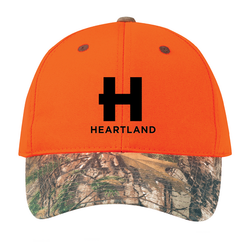 Port Authority® Enhanced Visibility Heartland Cap