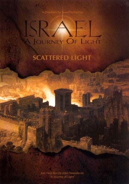 Israel, A Journey Of Light  (6 DVD Set)