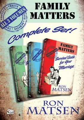 Family Matters - 3 Volume Set