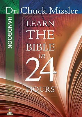 Learn the Bible in 24 Hours - Handbook