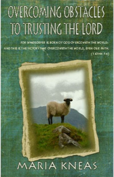 Overcoming Obstacles To Trusting The Lord - Booklet