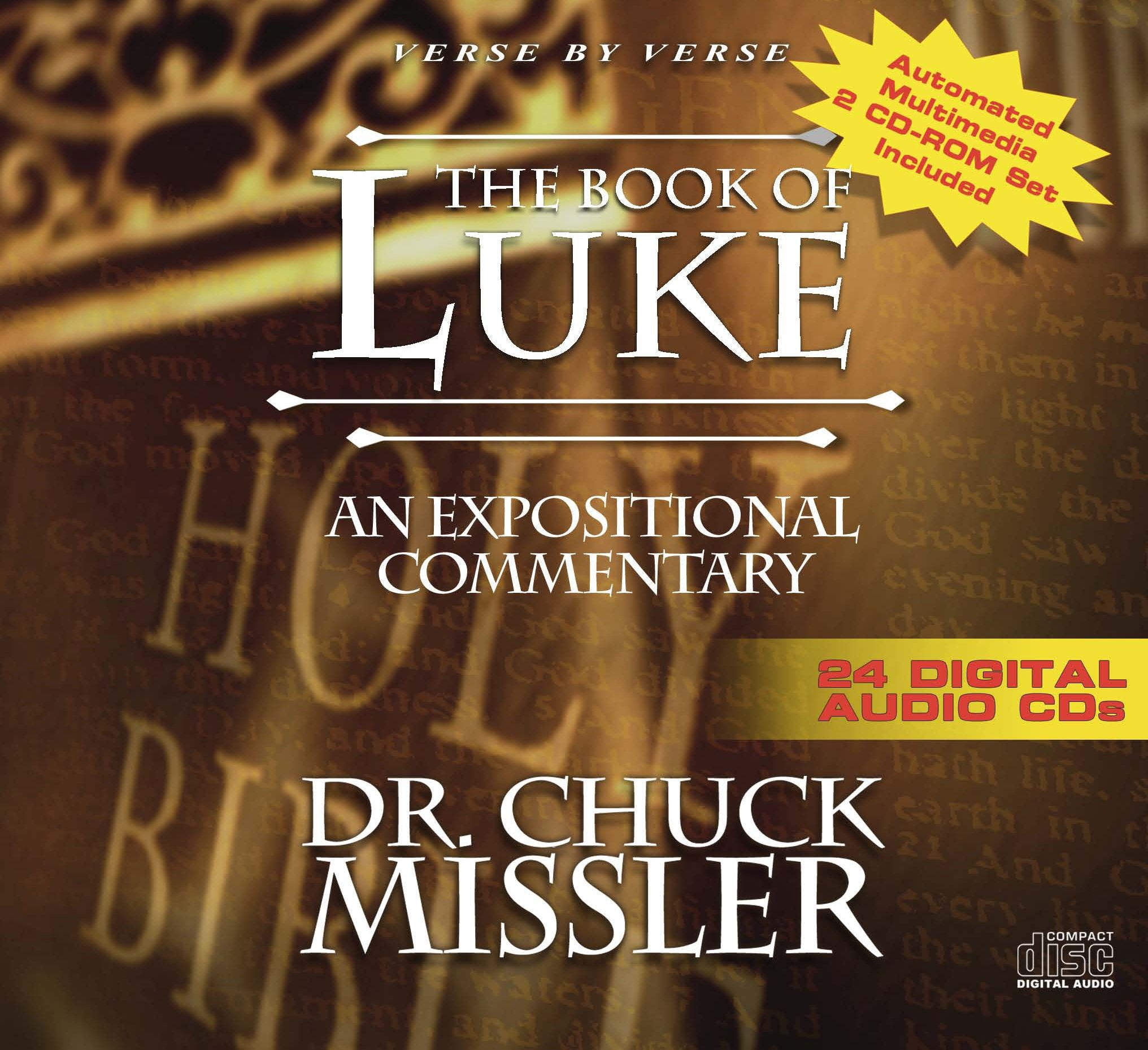 Luke: An Expositional Commentary