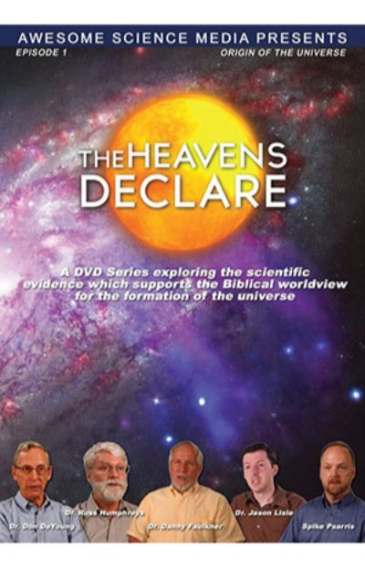 The Heavens Declare (3 Disc Set)