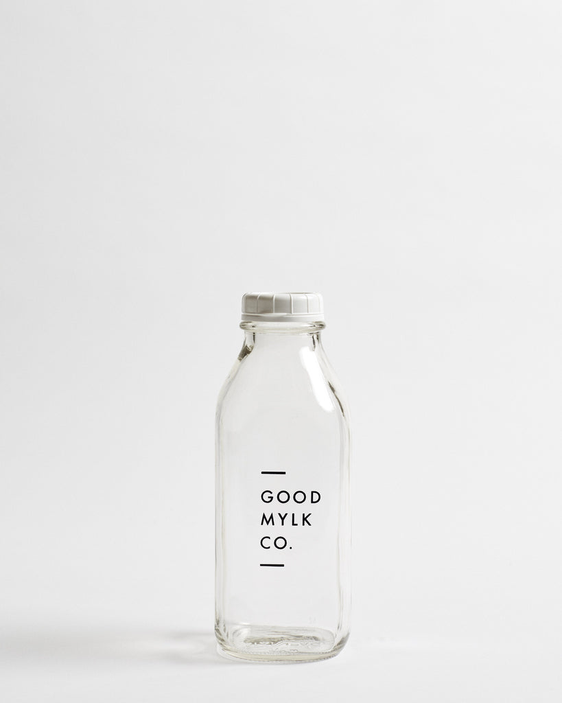 Glass Quart Bottle - Goodmylk