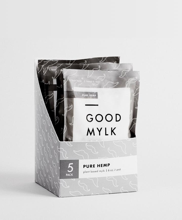 Ready to Drink Hemp Mylk 10-Pack