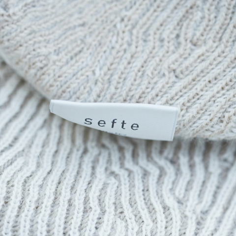 Sefte Living | Kimsa Baby Alpaca Throw | Handmade in Peru