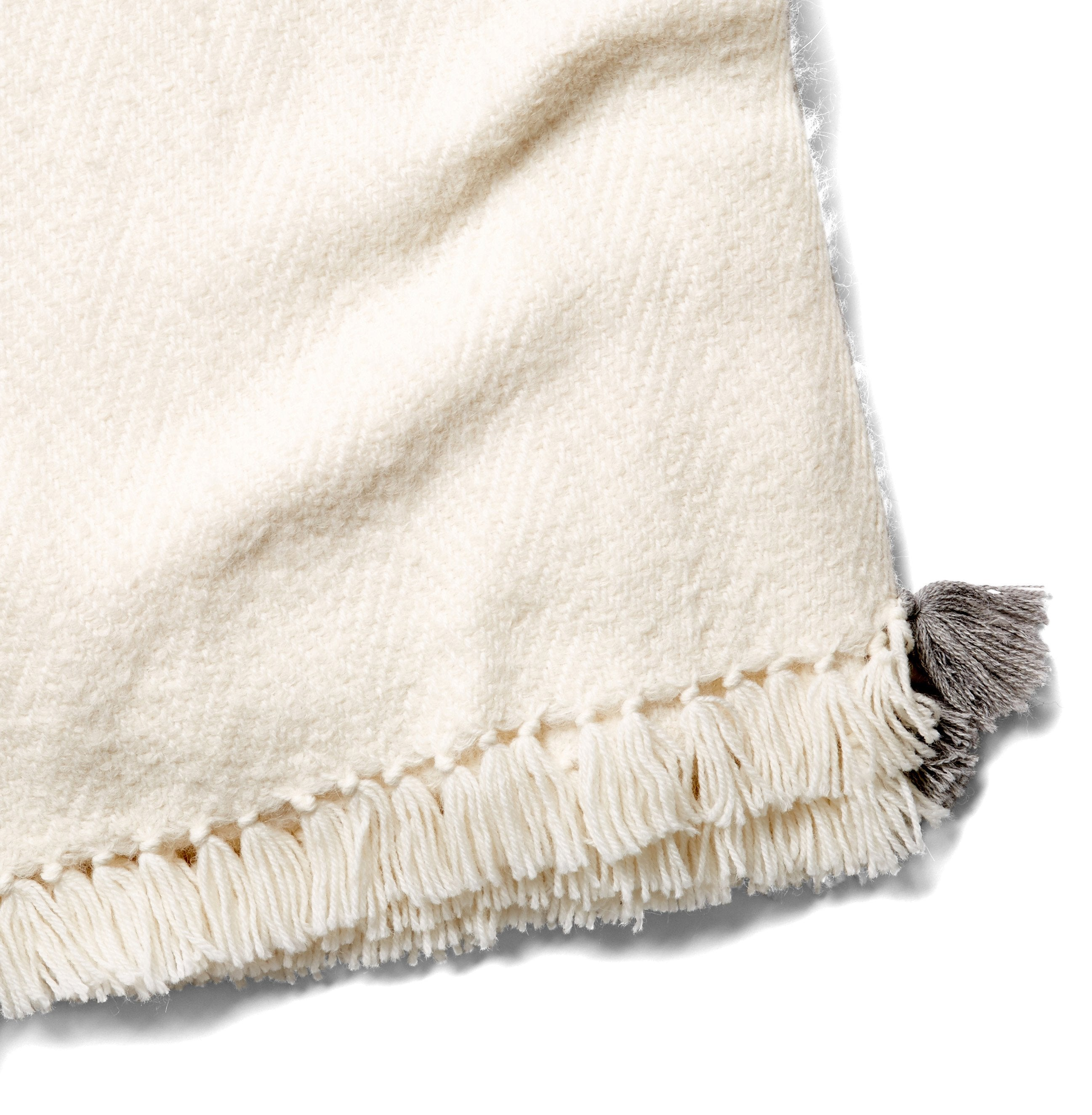 Tuktu Woven Alpaca Wool Throw - Sefte