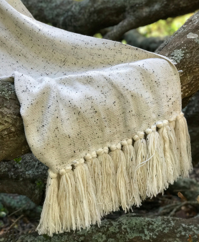 Nudo Woven Organic Baby Alpaca Throw Blanket - Sefte