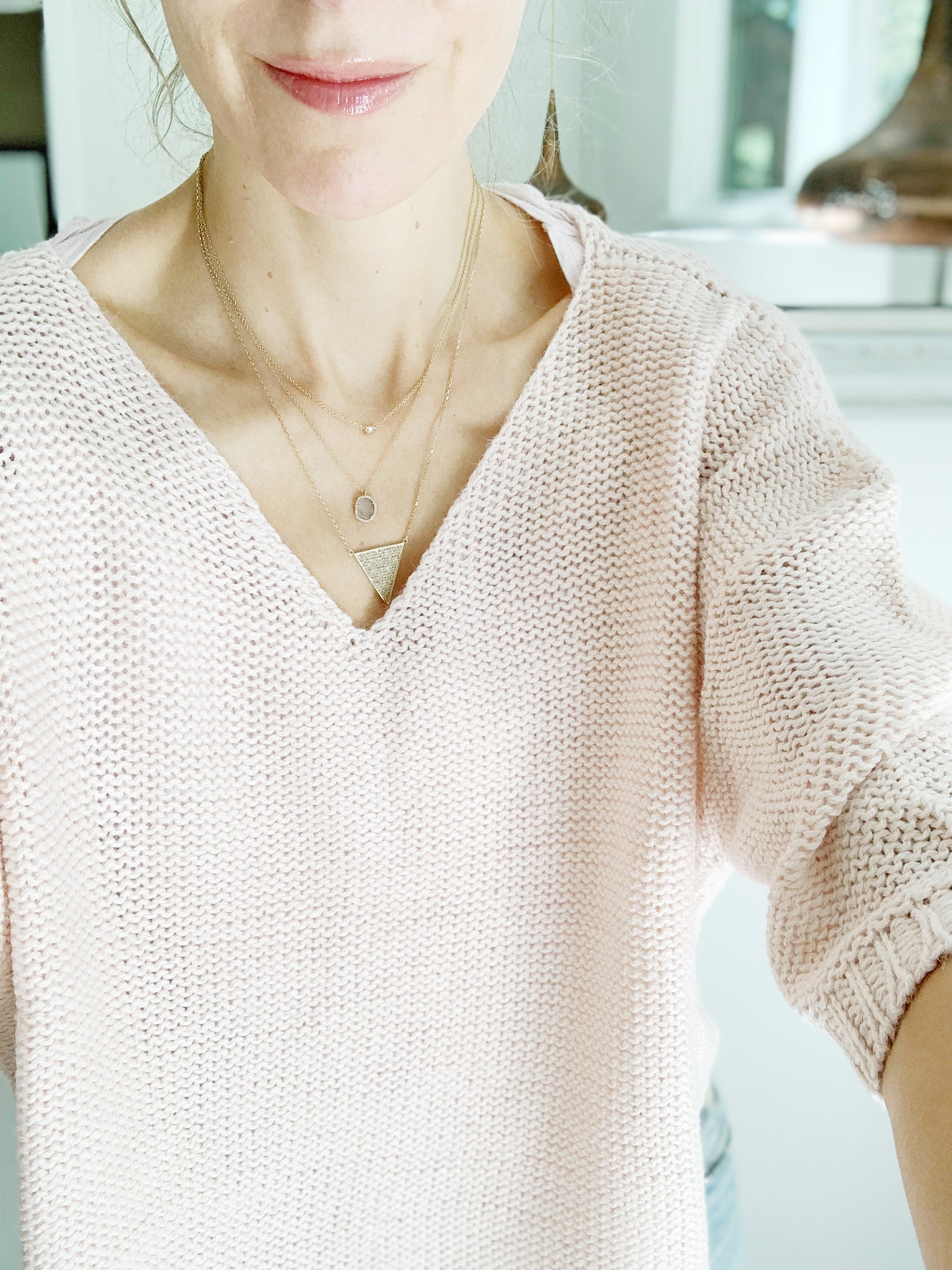 Blush Nuna Sweater - Sefte