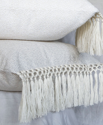 Maya Boucle Alpaca Throw