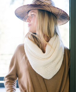 Sophia Snood in Cream