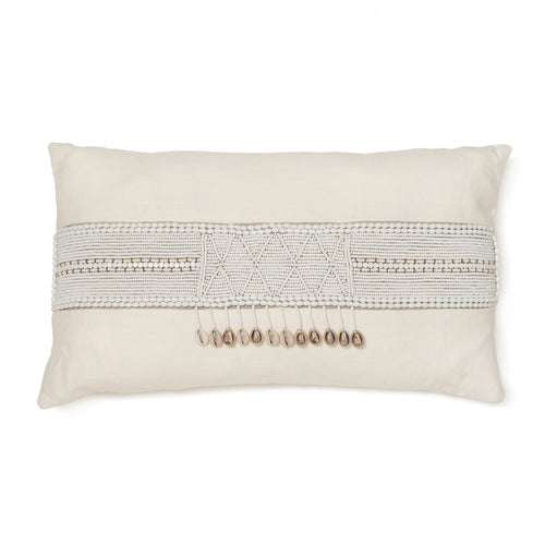 Lamu Enkirewa Pillow in Cream - Sefte