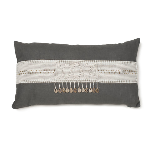 Lamu Nataana Pillow in Cream