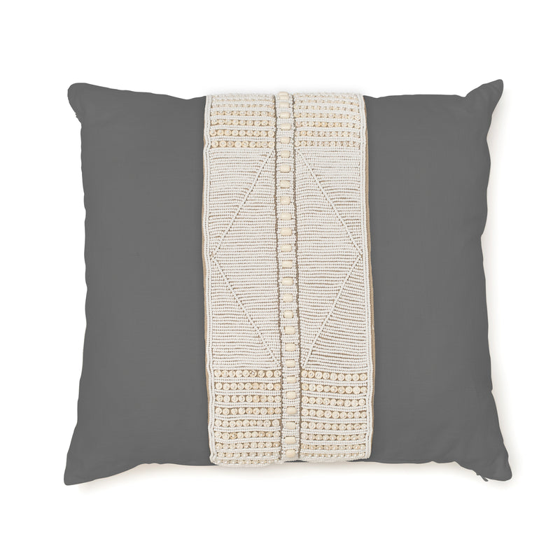 Lamu Nataana Pillow in Elephant - Sefte