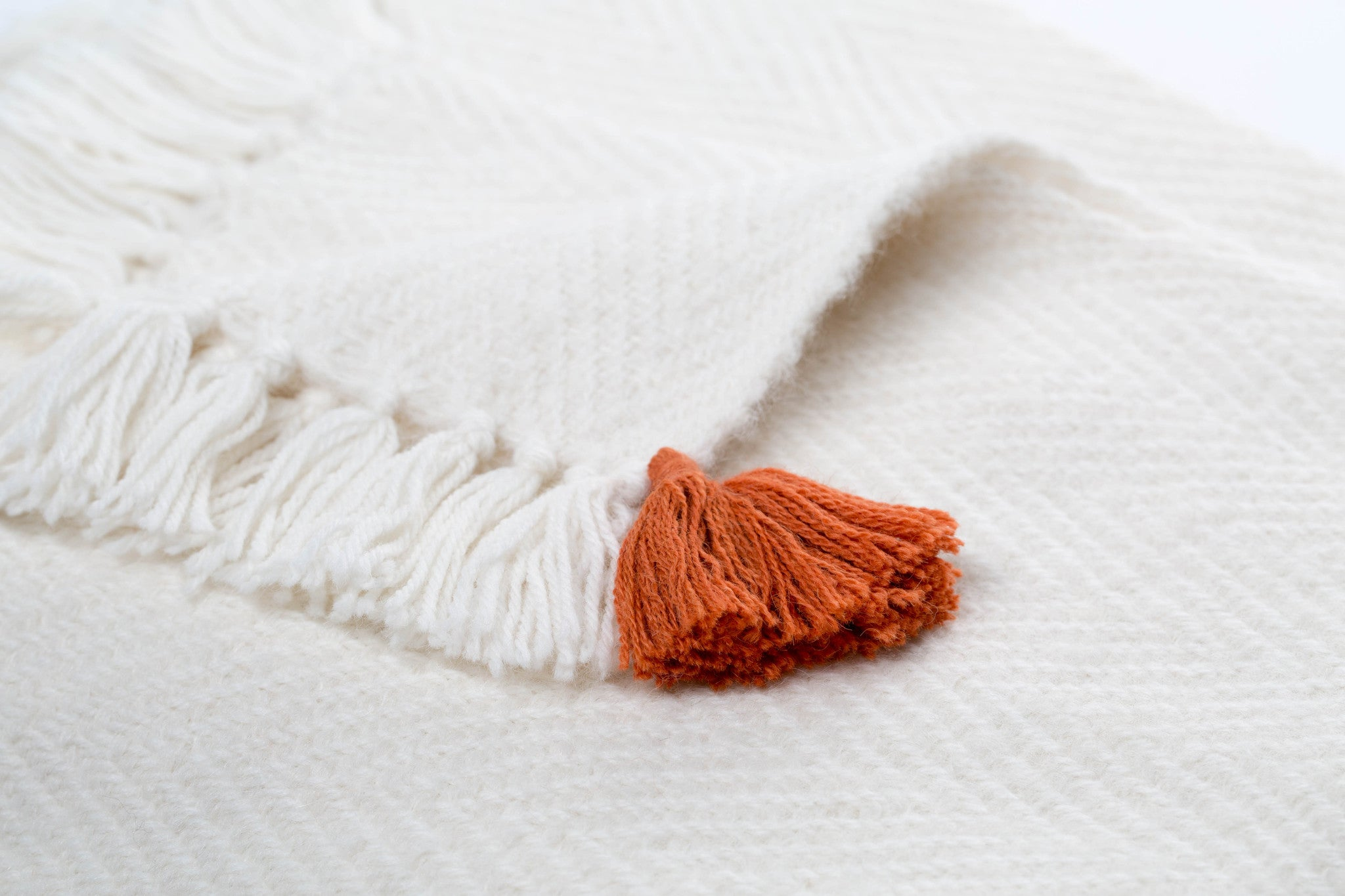 Handmade alpaca throw made in Peru. Proceeds support Christy Turlington's Every Mother Counts organization. Give a gift with purpose this Mother's Day.