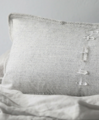Clear Quartz Lumbar Pillow - Sefte