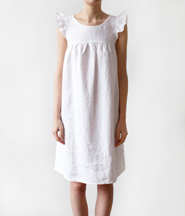 Linen Nightdress - Sefte