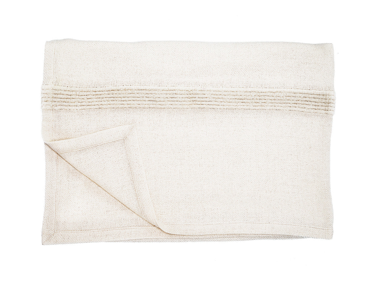 Danae Woven Alpaca Throw - Sefte