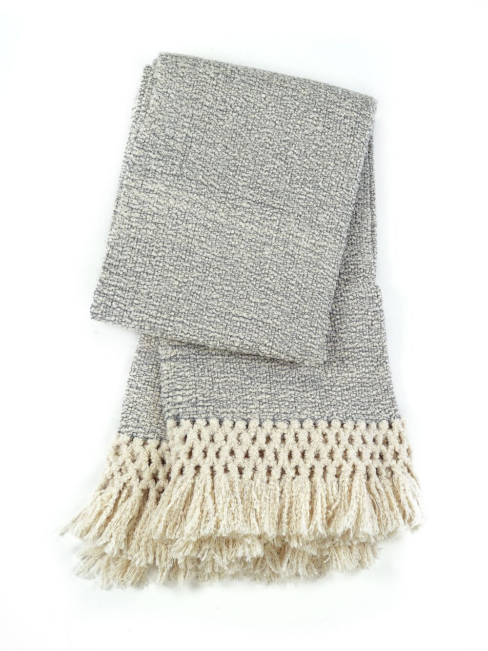 Maya Boucle Alpaca Throw - Sefte