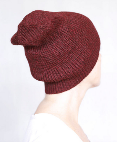 Burgundy Pampa Neck Warmer