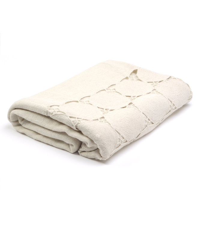 Paya crocheted throw - Sefte