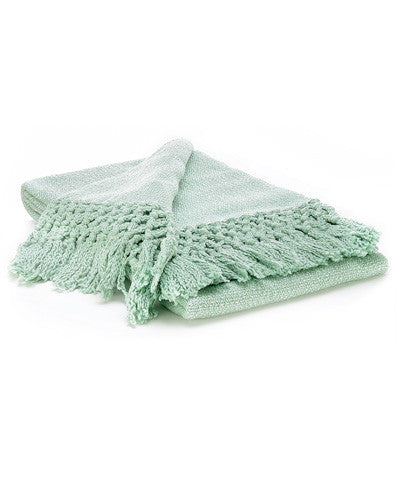 Misti Woven Cotton Alpaca Throw
