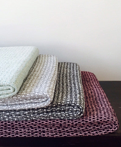 Misti Woven Cotton Alpaca Throw - Sefte