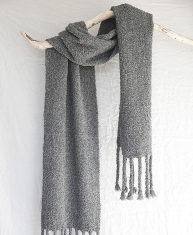 Flecos Snood in Silver