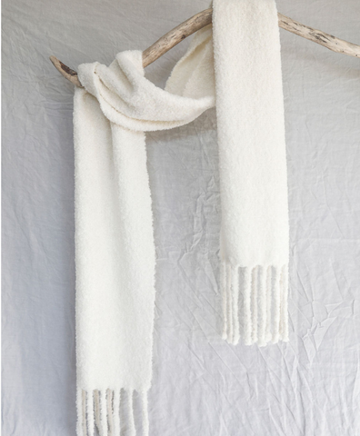 Flecos Snood in Cream