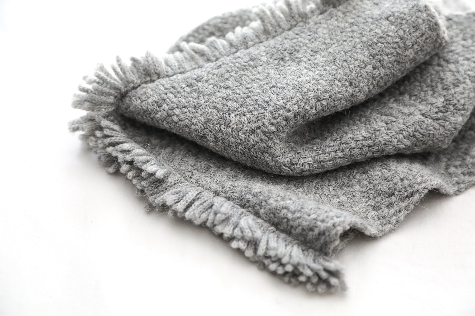 Flecos Snood in Silver - Sefte
