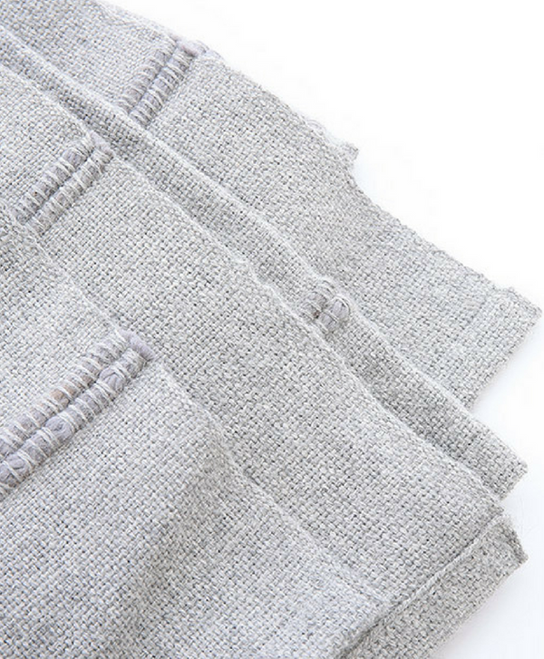Nomada Woven Alpaca Throw - Sefte