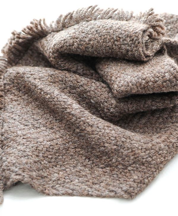 Flecos Snood in Taupe - Sefte