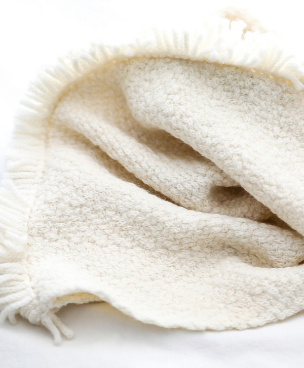 Flecos Snood in Cream - Sefte