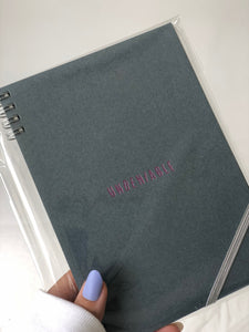 Nao Yoshioka Original Note Book
