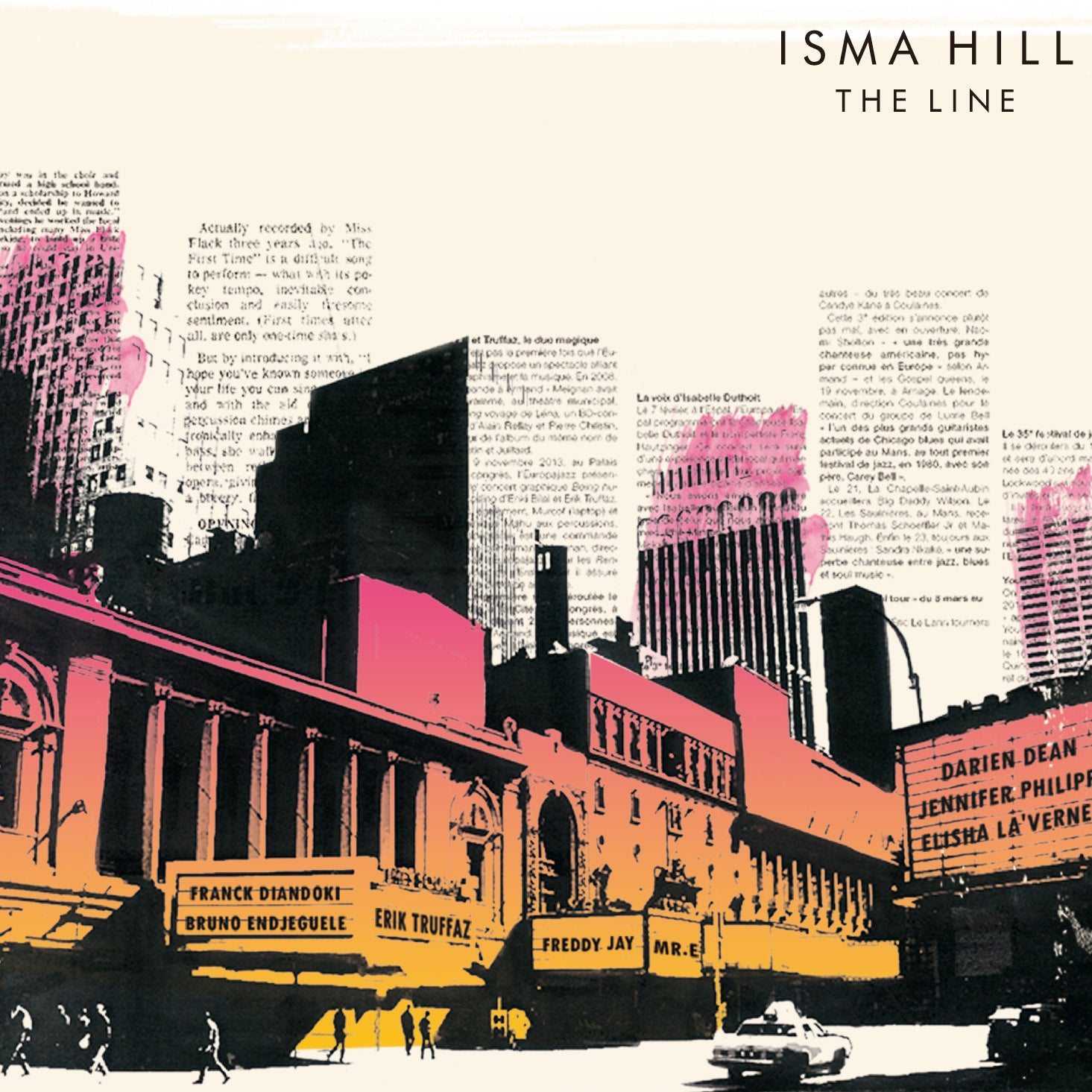 Isma Hill / The Line