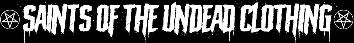 Saints of the Undead Clothing