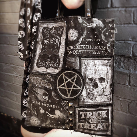 Occult Tote Bag